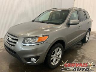Used 2012 Hyundai Santa Fe GL Premium Toit Ouvrant MAGS Bluetooth for sale in Trois-Rivières, QC