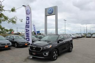 Used 2016 Kia Sorento 3.3L EX 7-Seater for sale in Whitby, ON