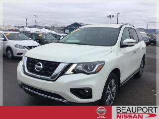 Used 2019 Nissan Pathfinder SV TECH ***NAVIGATION*** for sale in Beauport, QC