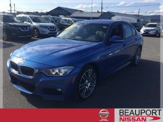 Used 2015 BMW 3 Series 328I XDRIVE BERLINE ***67 500 KM*** for sale in Beauport, QC