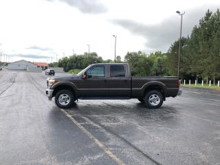 Used 2016 Ford F-250 SD XLT FX4 Crew 4X4 for sale in Cayuga, ON