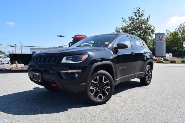 2019 Jeep Compass LEATHER/NAVI