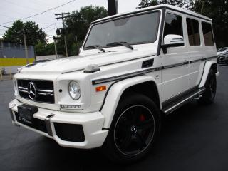 Used 2015 Mercedes-Benz G-Class G63 AMG|NAVIGATION|LOW KM|ONE OWNER|LIKE NEW !!! for sale in Burlington, ON