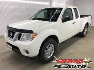 Used 2015 Nissan Frontier SV BLUETOOTH MAGS A/C for sale in Shawinigan, QC