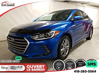 Used 2018 Hyundai Elantra GL* SE * AT* BOUTON POUSSOIR* TOIT OUVRANT* for sale in Québec, QC