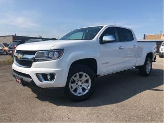 Used 2016 Chevrolet Colorado LT |  Leather | Crew | Navigation | RWD for sale in St Catharines, ON
