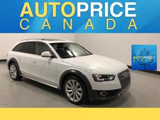 Used 2015 Audi A4 Allroad 2.0T Komfort PANOROOF|LEATHER for sale in Mississauga, ON