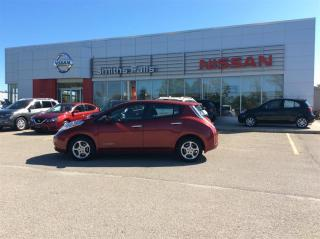 Used 2015 Nissan Leaf SV for sale in Smiths Falls, ON