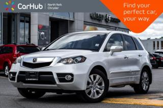 Used 2012 Acura RDX Tech Pkg for sale in Thornhill, ON
