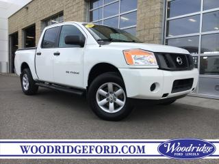 Used 2013 Nissan Titan ***PRICE REDUCED*** NO ACCIDENTS, BED CANOPY, 5.6L V8, CLOTH SEATS for sale in Calgary, AB