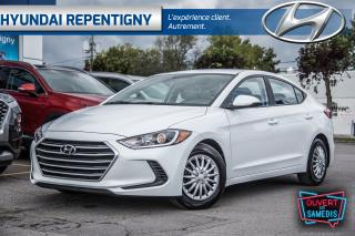 Used 2017 Hyundai Elantra 2017 Hyundai Elantra - 4dr Sdn Auto LE for sale in Repentigny, QC