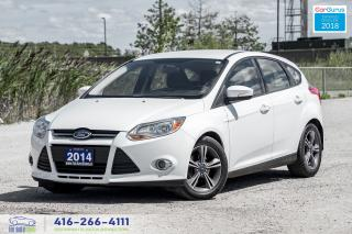 Used 2014 Ford Focus SE AUTO 5-DR CLEANCARFAX CERTIFIED WE FINANCE for sale in Bolton, ON