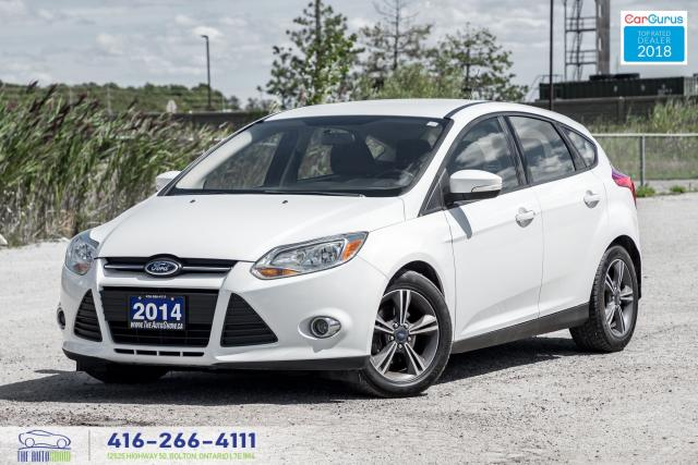 2014 Ford Focus SE AUTO 5-DR CLEANCARFAX CERTIFIED WE FINANCE