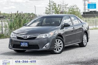 Used 2013 Toyota Camry XLE NAVIGPS LEATHER/ROOF CLEANCARFAX FINANCING for sale in Bolton, ON