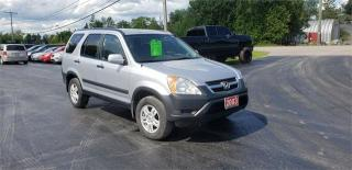 Used 2003 Honda CR-V EX for sale in Madoc, ON
