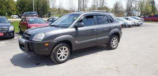 Used 2007 Hyundai Tucson GL w/ViVa Pkg for sale in Madoc, ON