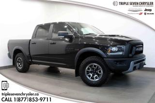 Used 2016 RAM 1500 Crew Cab 4x4 Rebel (140.5
