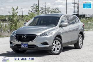 Used 2014 Mazda CX-9 AWD LEATHER*ROOF*R-CAM SERVICE CERTIFIED FINANCING for sale in Bolton, ON