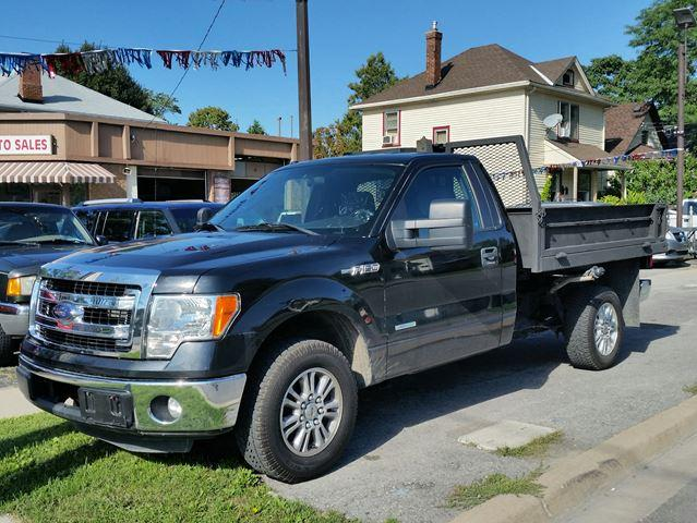 2013 Ford F-150 XLT 2WD Power Dump Box**Winter Sale**Price Reduced!!!