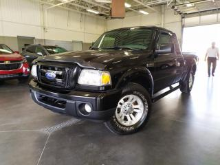 Used 2011 Ford Ranger SPORT/4X4/V6 4.0L/AIR/TUNNEL COVER ALUMINIUN for sale in Blainville, QC