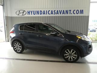 Used 2017 Kia Sportage EX Tech avec Noir 4 portes TI for sale in St-Hyacinthe, QC