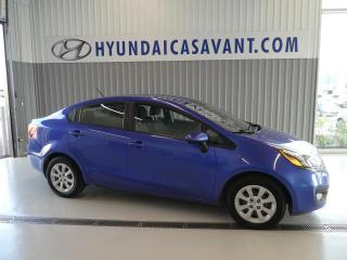 Used 2013 Kia Rio EX for sale in St-Hyacinthe, QC