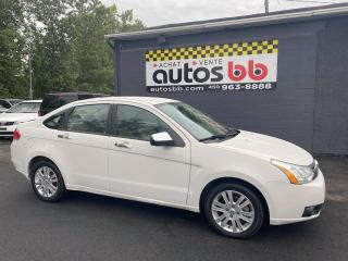 Used 2010 Ford Focus for sale in Laval, QC