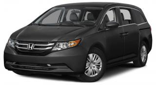 Used 2015 Honda Odyssey LX for sale in Cambridge, ON