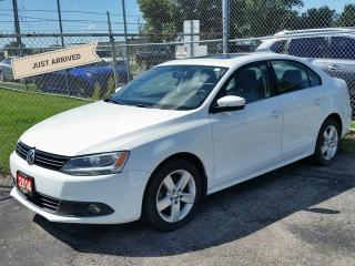 Used 2014 Volkswagen Jetta Comfortline 6spd DIESEL for sale in Paris, ON