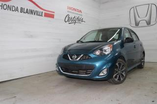 Used 2015 Nissan Micra SR for sale in Blainville, QC