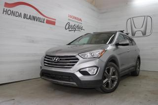Used 2013 Hyundai Santa Fe XL Limited for sale in Blainville, QC