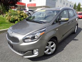 Used 2014 Kia Rondo LX 5-Seater *MAGS * BANCS CHAUFFANTS *DEMAREUR * for sale in Ste-Julie, QC