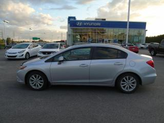 Used 2012 Honda Civic EX 4 portes, boîte automatique for sale in Joliette, QC