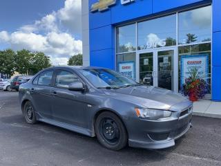 Used 2011 Mitsubishi Lancer SE 5sp for sale in Gatineau, QC