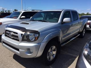 Used 2009 Toyota Tacoma MINT COND|TRD PKG|FOG LIGHTS|ALLOYS!! for sale in Ancaster, ON