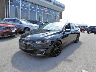 Used 2018 Chevrolet Malibu REDLINE LEATHER/BOSE AUDIO/REMOTE START for sale in Concord, ON