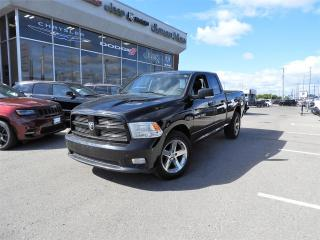 Used 2012 RAM 1500 Sport 4x4 Quad Cab 140 in. WB for sale in Concord, ON