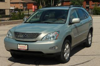 Used 2007 Lexus RX 350 Sunroof | Leather | Heated Seats | CERTIFIED for sale in Waterloo, ON