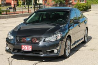 Used 2015 Subaru Impreza 2.0i Limited Package Navi | Sunroof | Leather | CERTIFIED for sale in Waterloo, ON