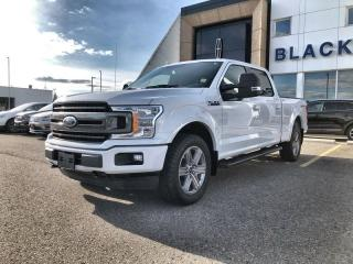 Used 2018 Ford F-150 XLT for sale in Orangeville, ON