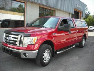 Used 2010 Ford F-150 Cabine Super 4RM 163 po XLT for sale in Repentigny, QC