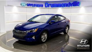 Used 2020 Hyundai Elantra 49$ / SEM LOCATION 36 MOIS + PREFERRED!! for sale in Drummondville, QC