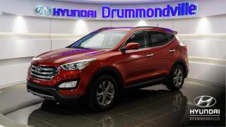Used 2014 Hyundai Santa Fe Sport PREMIUM + MAGS + VOLANT CHAUFF. + WOW !! for sale in Drummondville, QC