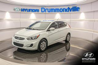 Used 2015 Hyundai Accent L + GARANTIE + WOW !! for sale in Drummondville, QC