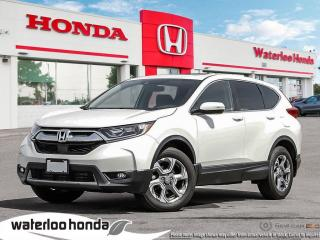 New 2019 Honda CR-V EX-L for sale in Waterloo, ON