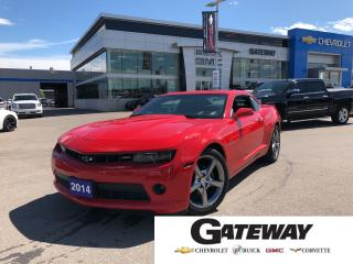 Used 2014 Chevrolet Camaro 1LT||Rally Sport Pkg|Sunroof|Low KM'S| for sale in Brampton, ON