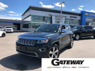 Used 2014 Jeep Grand Cherokee Limited for sale in Brampton, ON