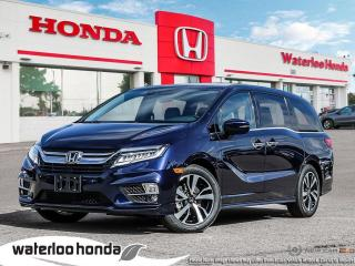 New 2019 Honda Odyssey Touring for sale in Waterloo, ON