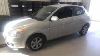 Used 2009 Hyundai Accent MAN L for sale in Gatineau, QC