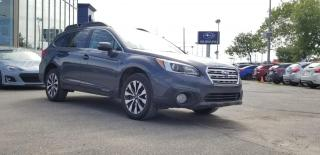 Used 2017 Subaru Outback 3.6R LTED TECH EYESIGHT * TOUT ÉQ for sale in Trois-Rivières, QC